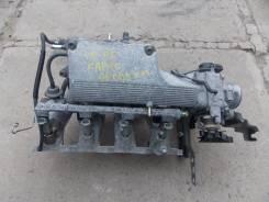 Коллектор впускной. Toyota Sprinter Carib, AE111G, AE111 Двигатель 4AFE