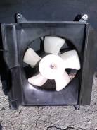 Вентилятор охлаждения радиатора. Toyota bB, QNC20, QNC21 Двигатель 3SZVE
