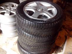 Bridgestone Blizzak MZ-03. Всесезонные, 2011 год, износ: 10%, 4 шт