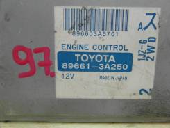 Блок управления двс. Toyota Crown, JZS151 Toyota Crown Majesta, JZS151 Двигатель 1JZGE