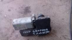 Моторчик заднего дворника. Jeep Grand Cherokee, ZJ