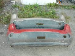 Бампер. Nissan Qashqai