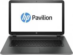 HP Pavilion 17. 2,1ГГц, ОЗУ 8192 МБ и больше, диск 1 000 Гб, WiFi, Bluetooth, аккумулятор на 8 ч.