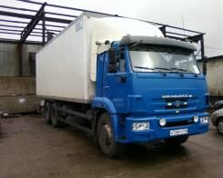 Камаз 65117. Камаз-65117, изотермический фургон,2011г. в., 8 880 куб. см., 15 000 кг.