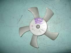 Вентилятор радиатора кондиционера. Mazda Demio, DW3W Двигатель B3E