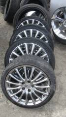 Отличные разноширокие колеса Lexus 225/40R18. x18 5x114.30 ET50