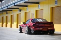 Обвес кузова аэродинамический. Mazda Efini RX-7, FD3S Mazda RX-7, FD3S Toyota GT 86. Под заказ