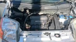 Двигатель. Honda Mobilio, GB1 Двигатель L15A