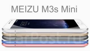 Meizu M3s Mini. Новый