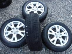 Mazda. 6.5x16, 5x114.30, ET55, ЦО 67,0мм.