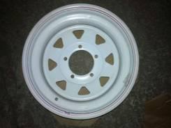Red Wheel. 8.0x15, 5x139.70, ET-40