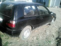 Дверь багажника. Nissan Pulsar, N14