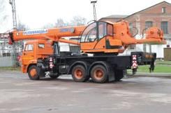 Клинцы КС-55713-1К. Продается новый автокран Клинцы КС 55713-1К-4, 6 700 куб. см., 25 000 кг., 31 м.