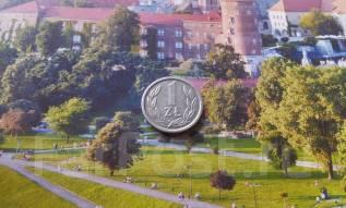 Польша. 1 злотый 1989 года.