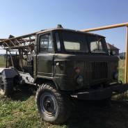 ГАЗ 66. Продам буровую УГБ-1ВС