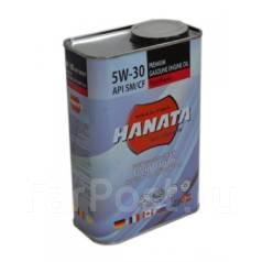 Hanata. Вязкость 5W-30, синтетическое