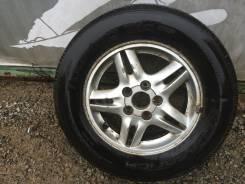 Литой диск Honda CR-V, с шиной