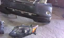 Губа. Lexus RX450h