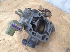 Заслонка дроссельная. Honda HR-V, GH1, GH4, GH2, GH3 Двигатель D16A