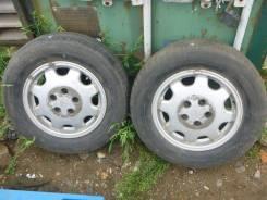 Шины Bridgestone 215/65/R15 с литьём