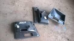 Накладка на ручку двери внутренняя. Jeep Grand Cherokee, ZJ