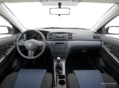 Toyota Corolla. ZZE120, 3ZZ