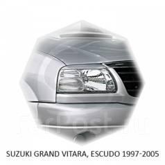 Накладка на фару. Suzuki Escudo, TA02W, TA52W, TD02W, TD32W, TD52W, TD62W, TL52W Suzuki Grand Vitara Двигатели: G16A, H25A, J20A, RF