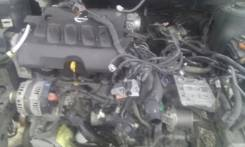 Крышка двигателя. Nissan X-Trail, NT31, TNT31 Двигатель MR20
