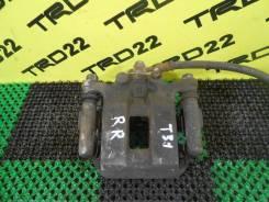 Суппорт тормозной. Nissan X-Trail, NT31, TNT31, T31R, DNT31, T30, T31 Двигатели: YD22ETI, QR25DE, QR20DE, M9R, MR20DE