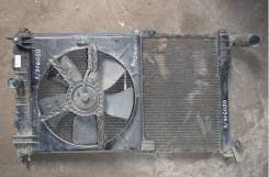 Радиатор вентилятор охлаждения Daewoo Nexia