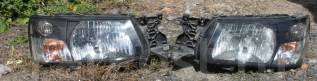Фара. Subaru Forester, SG5 Двигатель EJ205