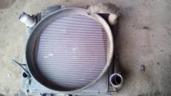 Радиатор охлаждения двигателя. Hino Profia