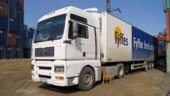 MAN TGA. ,18.440 4X2, 2007 в сцепке., 10 518 куб. см., 18 000 кг.