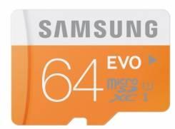 MicroSD. 64 Гб, интерфейс Micro sd. Под заказ