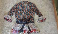 Блузки-туники. 44