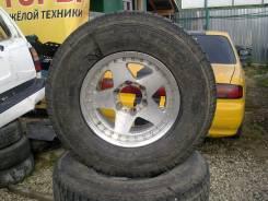 Колеса 265/70 R16. x16 6x139.70 ET5