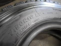 Bridgestone W910. Всесезонные, 2013 год, износ: 5%, 1 шт