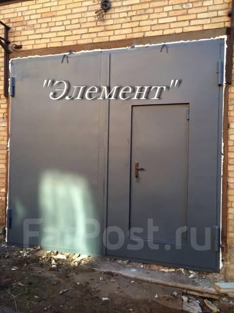 От Производителя - Гаражные ворота от 24500 руб, Двери, Решетки!