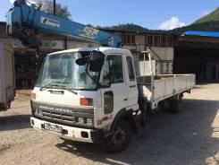 Nissan Diesel Condor. Продается грузовик с манипулятором , 7 000 куб. см., 5 000 кг.