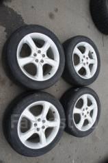 #Продам комплект колес, возможна отправка. 7.0x17 5x100.00 ET55 ЦО 55,0мм.