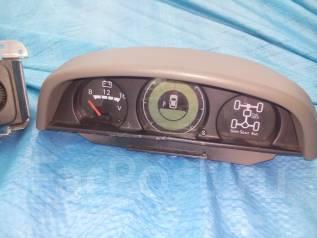Кренометр. Mitsubishi Challenger, K96W Двигатель 6G72