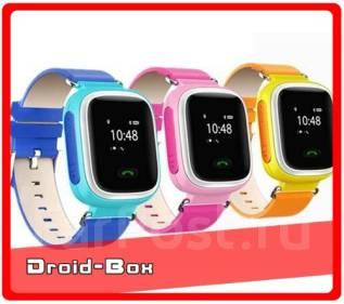 Детские часы с GPS-трекером Smart Baby Watch Q60 Wonlex - оригинал!