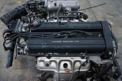 Двигатель в сборе. Honda CR-V, E-RD1, GF-RD1, GF-RD2 Honda Orthia, E-EL2, E-EL3, GF-EL2, GF-EL3 Honda Stepwgn, E-RF1, GF-RF2, E-RF2, GF-RF1 Honda S-MX...