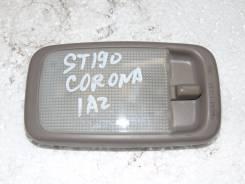Светильник салона. Toyota Corona, CT195, ST195, AT190, ST191, ST190, CT190 Двигатели: 3SFE, 2C, 2CT, 4AFE, 2CIII, 4SFE