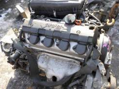 Двигатель в сборе. Honda Edix, BE2, BE1 Honda Stream, RN2, RN1 Honda Civic, EU4, EU3, EN2 Honda Civic Ferio, ET2, ES3 Двигатель D17A