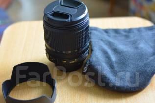Продам объектив Nikkor AF-S DX 18-105mm f/3.5-5.6G ED VR для Nikon. Для Цифровых камер Nikon DX, диаметр фильтра 67 мм