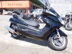 Yamaha Majesty 400. 400 куб. см., исправен, птс, без пробега