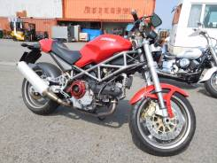 Ducati Monster. 1 000 куб. см., исправен, птс, без пробега
