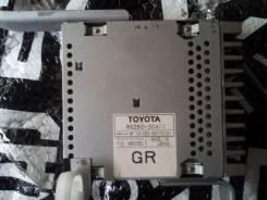 Усилитель магнитолы. Toyota Crown, JKS175, UZS173, UZS171, JZS171, UZS175, JZS179, JZS177, JZS175 Toyota Crown Majesta, JZS179, UZS175, UZS171, UZS173...