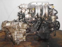 Двигатель с КПП, Toyota 4A-FE - M165153 AT FF катушка